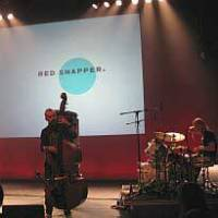 Music In Mind 2009 – Warp label night – Red Snapper, Plaid