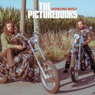 Howling Wolf -single-