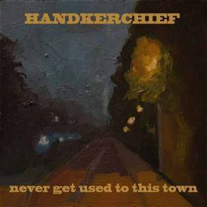 Never Get Used To This Town -single-