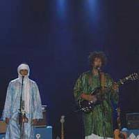 T-Model Ford en Tinariwen: AB in trance
