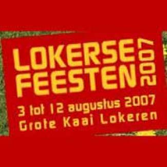 Lokerse Feesten 2007: dag 10: De Heideroosjes, The Lemonheads en The Pogues