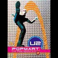 U2 : Popmart - Live from Mexico en Dvd