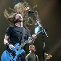 Foo Fighters - Uitputtend - Magistraal en … vooral LUID