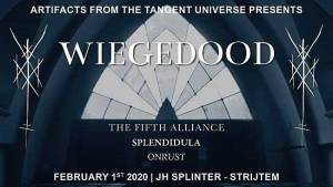 Artifacts From The Tangent Universe 2020 - Wiegedood + The Fifth Alliance + Splendidula + Onrust - Een avond boordevol walmen van oorverdovende intensiviteit