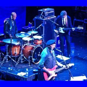 Richard Thompson – The Richard Thompson Electric Trio - Elektriciteit in de lucht en op het podium