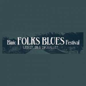 Binic Folks Blues Festival 2018 - Rock-'n-roll dood? Niet in Binic!