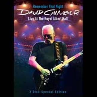 David Gilmour : un Dvd enregistré au Royal Albert Hall